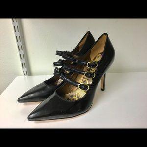Sam Edelman Shoes - Sam Edelman Mary Jane strap heels size 8